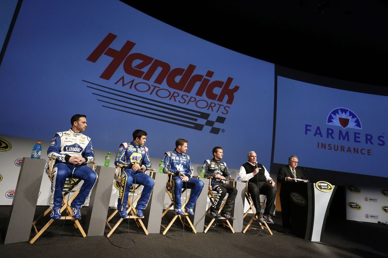 Hendrick team confident heading into 39 16 pit notes fan for Charlotte motor speedway tours