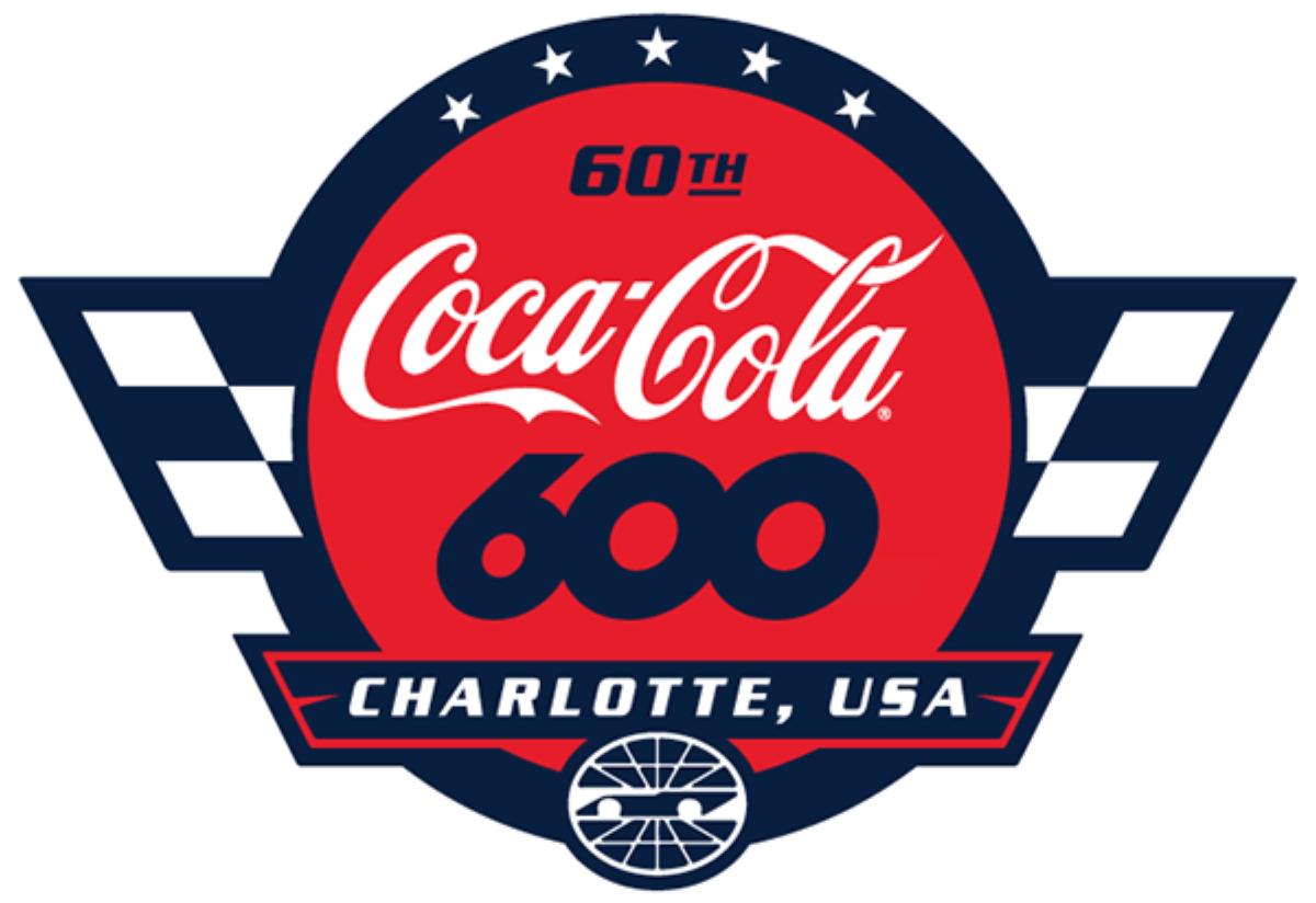 Charlotte Motor Speedway Unveils Patriotic Logo ...