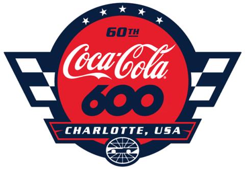 Charlotte Motor Speedway Unveils Patriotic Logo