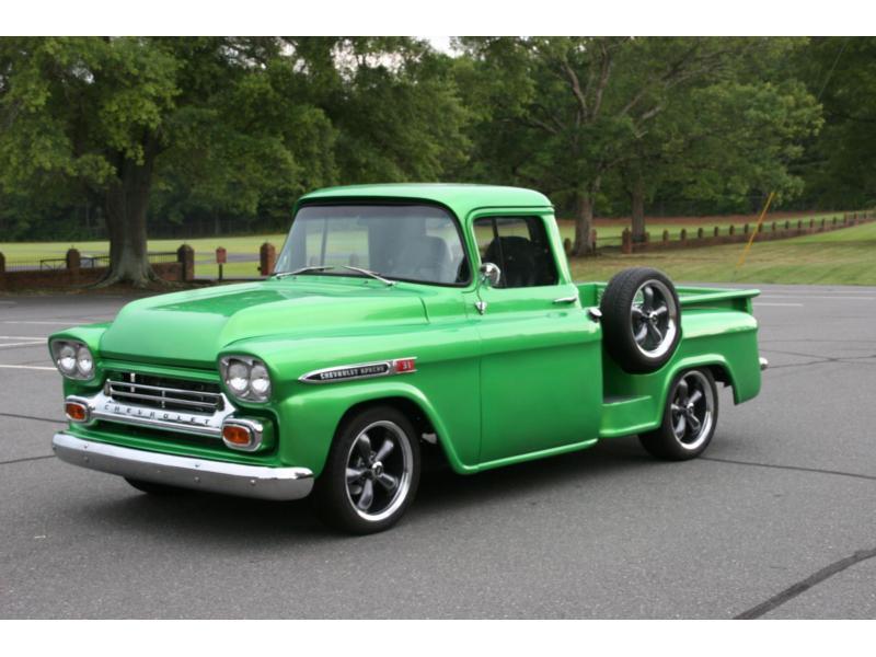 A Century of Chevy Trucks Rev Up Pennzoil AutoFair April 5-8 | News ...