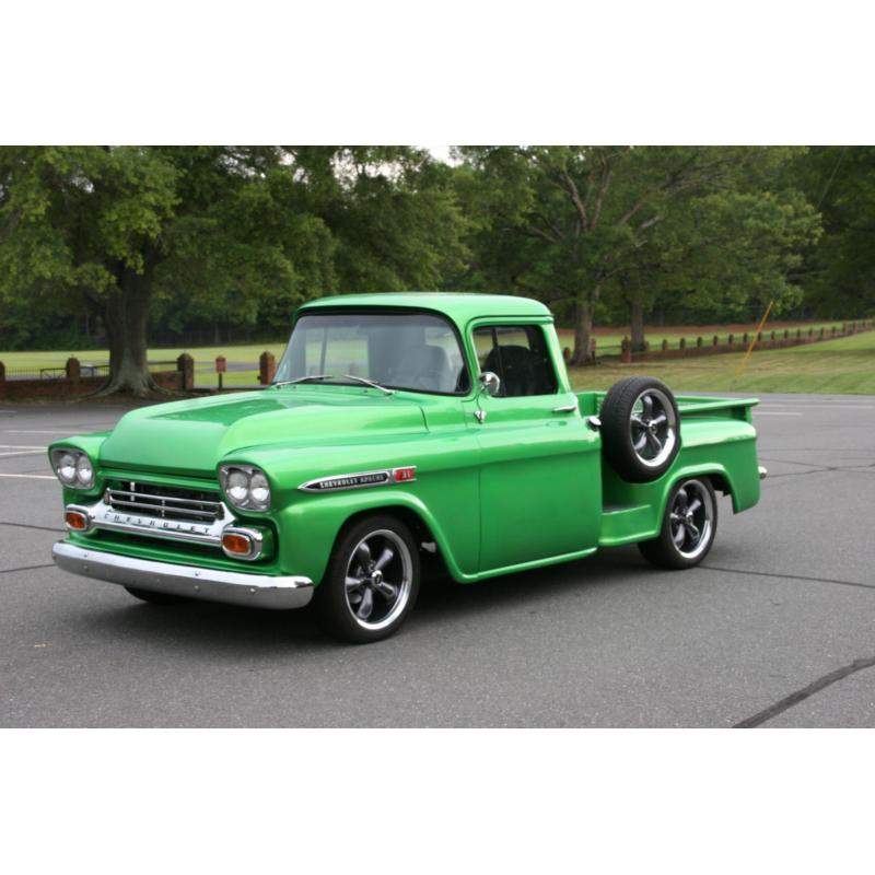 Chevy Trucks Com >> A Century Of Chevy Trucks Rev Up Pennzoil Autofair April 5 8