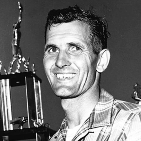 1960 Coca-Cola 600 winner Joe Lee Johnson.