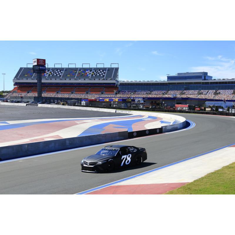 Defending Monster Energy NASCAR Cup Series champion Martin Truex Jr. will take part in Charlotte Motor Speedway's ROVAL™ Test Fest.