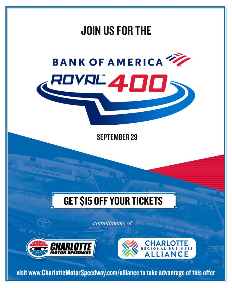 Charlotte Regional Business Alliance Specials