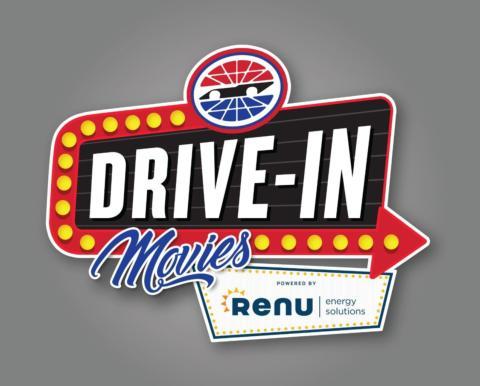 Speedway Drive-In Powered by Renu Energy logo