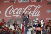 Austin Dillon Wins Historic Coca-Cola 600