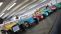 Goodguys offers a little something for everyone. For the kids, even model cars were on display during opening day of the 22nd annual Goodguys Southeastern Nationals at Charlotte Motor Speedway.