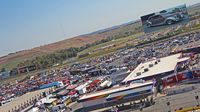 More than 2,500 cars are registered to take part in this weekend's three-day show, many of which were on full display during opening day of the 22nd annual Goodguys Southeastern Nationals at Charlotte Motor Speedway.