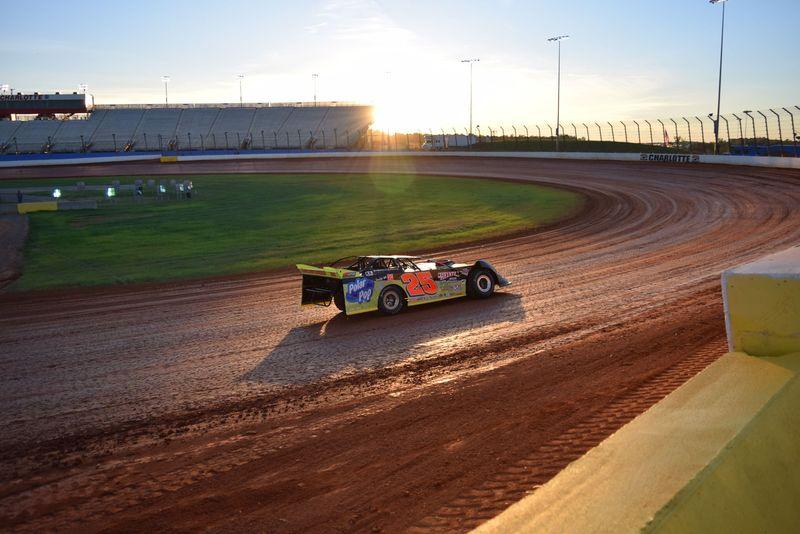 Photo gallery fan info charlotte motor speedway for Charlotte motor speedway dirt track